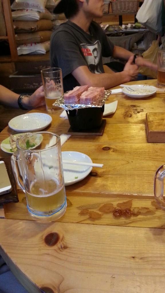 高円寺ビール工房フードメニュー