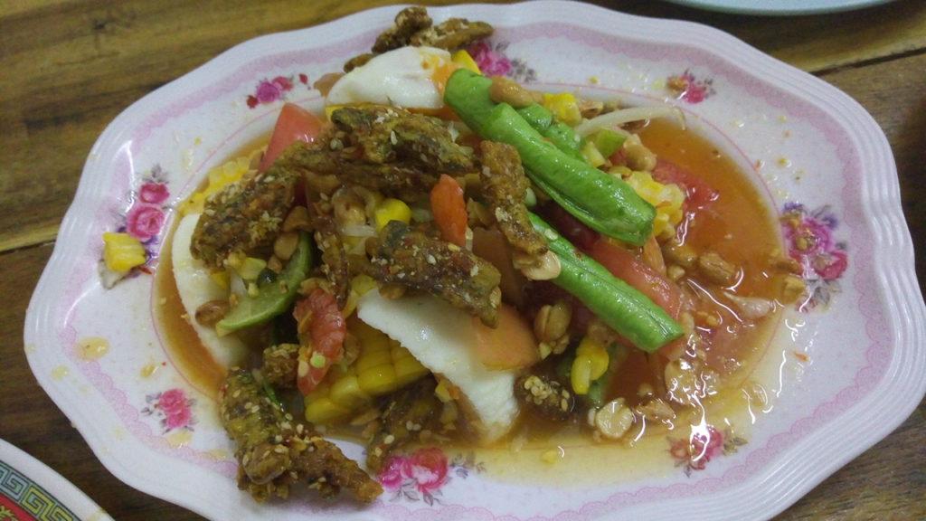 タイの塩卵 カイケム