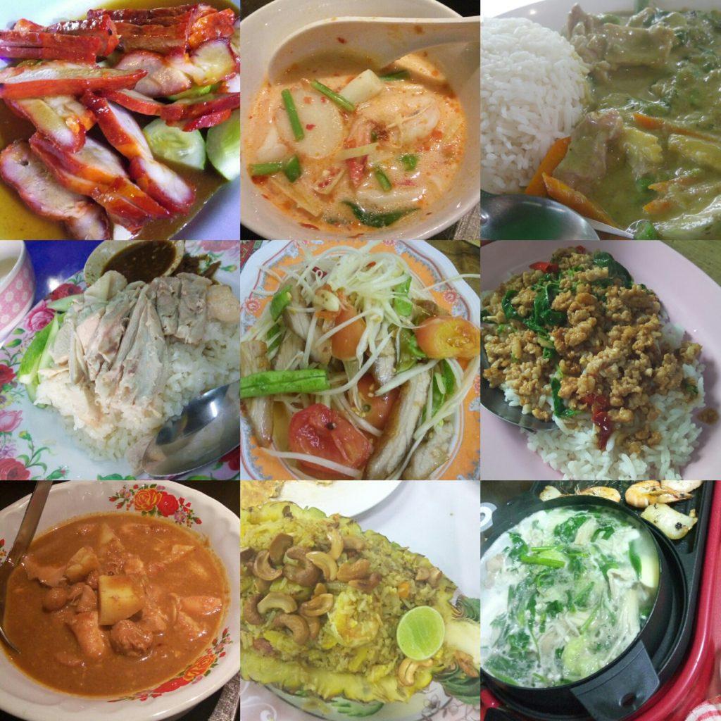 タイのおすすめ料理