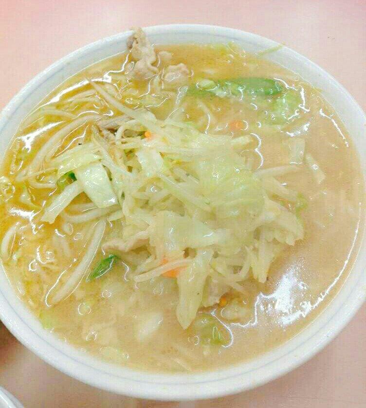 高円寺味楽の味噌ラーメン
